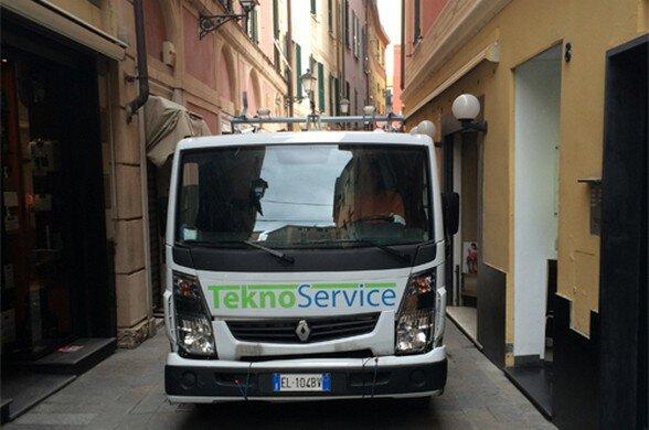 Varazze Citta E Borghi Sempre Puliti News Tekno Service Italia